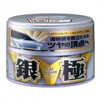 Soft99 Extreme Gloss Wax Kiwami Silver 200г 00192 - карнаубский воск для светлых автомобилей