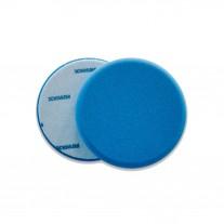 Riwax® полировальный абразивный круг синий жесткий 85x30 мм - односторонний, на липучке