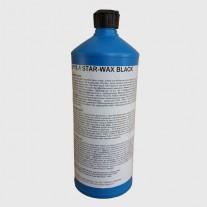 Полировочный воск для тёмных автомобилей Riwax® Star Wax Black, [Очиститель ЛКП / Полироль / Воск], 1Л, 01111-1