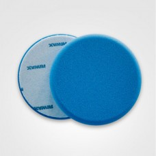 Riwax® Compounding Pad, Blue, Hard, Single Sided, Velcro, 175x30MM, 11570-M
