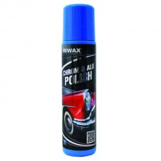 Riwax chrome and aluminium polish