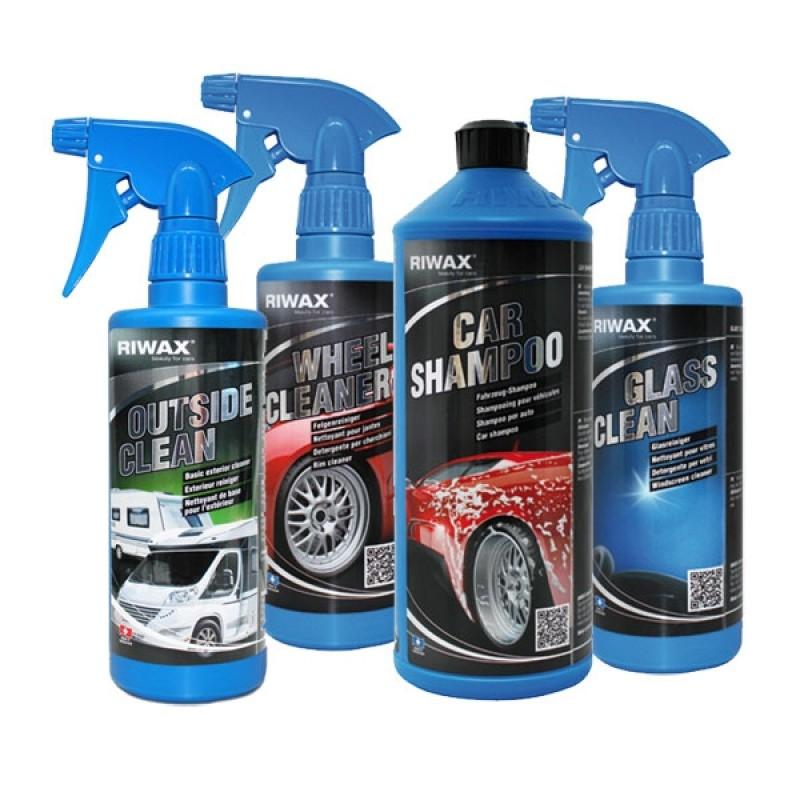 Riwax car wash kit