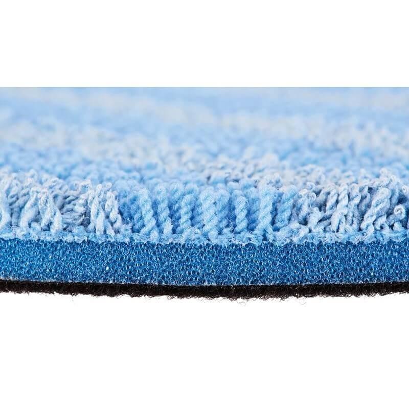 Microfibre polishing pad