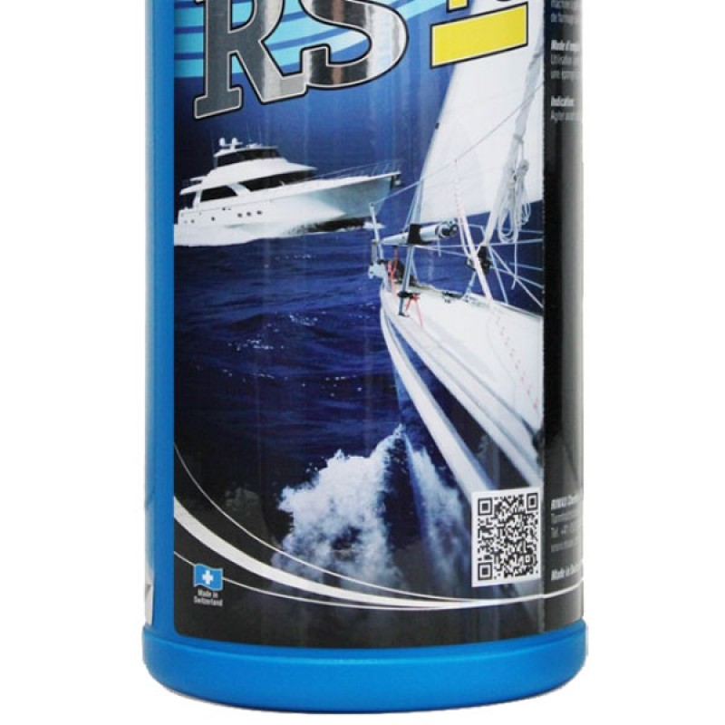 Wax your boat with professional boat wax