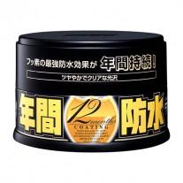 [Discontinued] Soft99 Fusso Coat 12 Months Wax Dark 200 g