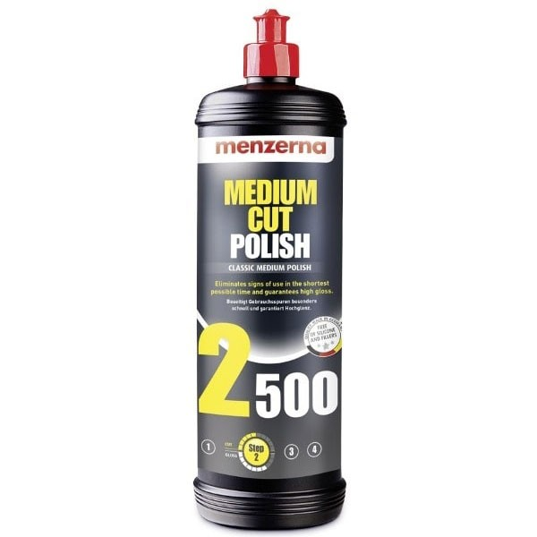 Menzerna Medium Cut Polish 2500
