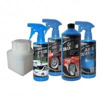 Automobilių plovimo rinkinys Hand Wash Kit with Tar Remover