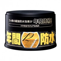 Soft99 Fusso Coat 12 Months Wax Dark 200 g