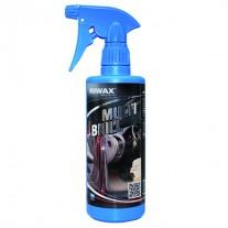 Riwax® Multi Brill,  Plastikinių Dalių Priežiūra, Viskas Viename (Priežiūra, Valymas, Apsauga], Vidui Ir Išorei, 500ML, 03280-2