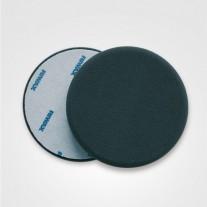 Riwax® poliravimo padas, juodas, minkštas, vienpusis, Velcro, 175 x 30 mm, 11572-M