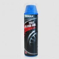 Riwax® žvilgesio suteikiantis padangų gelis, plastiko ir padangų priežiūrai, 200ML, 03006-1