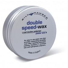 double speed-wax