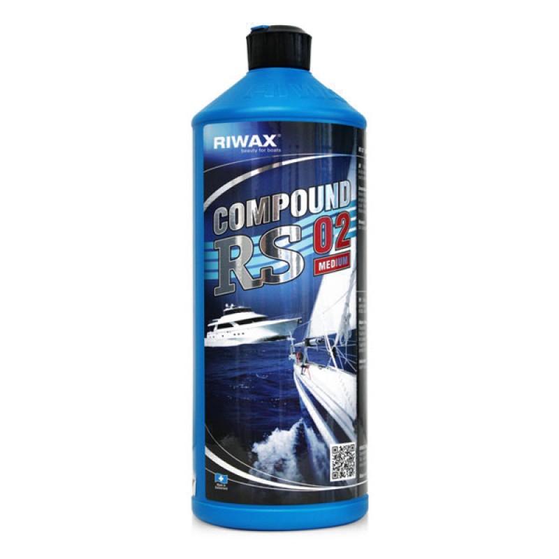 Riwax® RS02 Polishing Compound, Medium, Silicone-Free, 1L, 11001-1