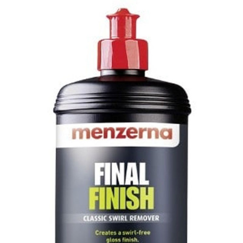 Menzerna Final Finish 3000 top view