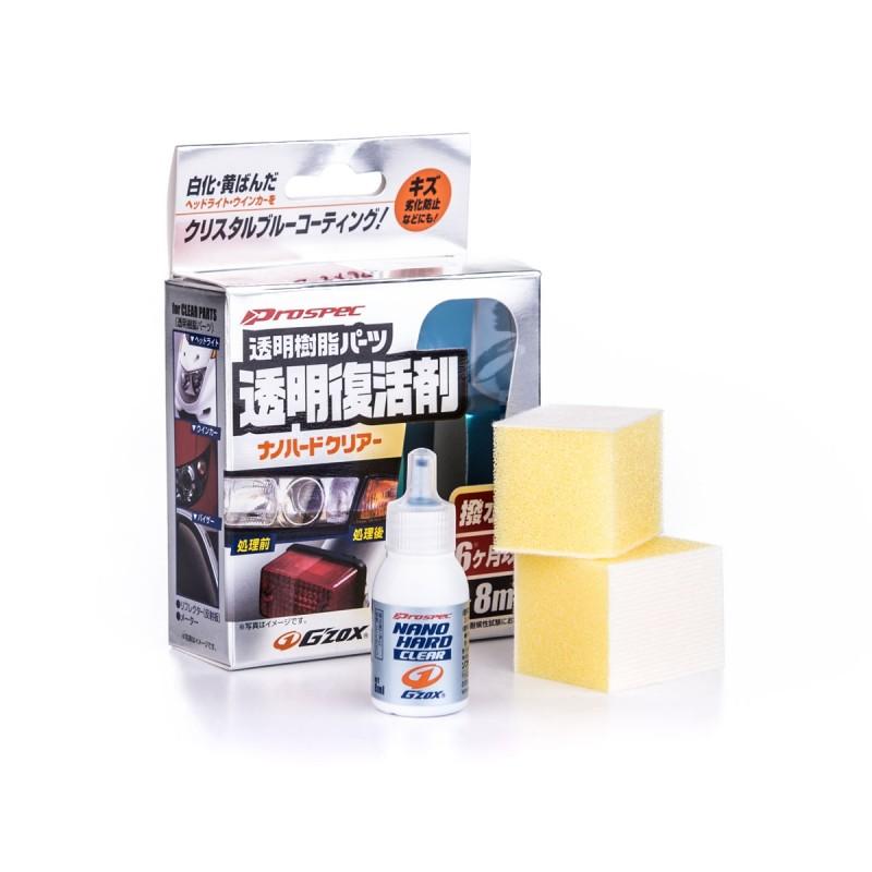 Soft99 plastic coating