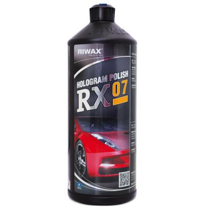 Holograminė poliravimo priemonė Riwax RX 07