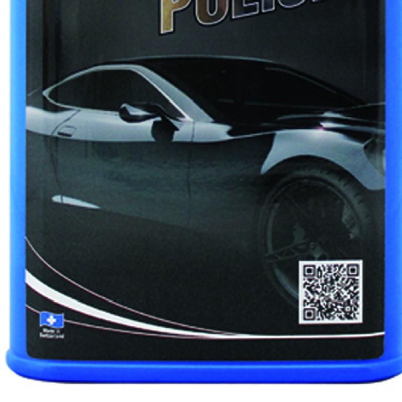 Automobilių poliravimo priemonė