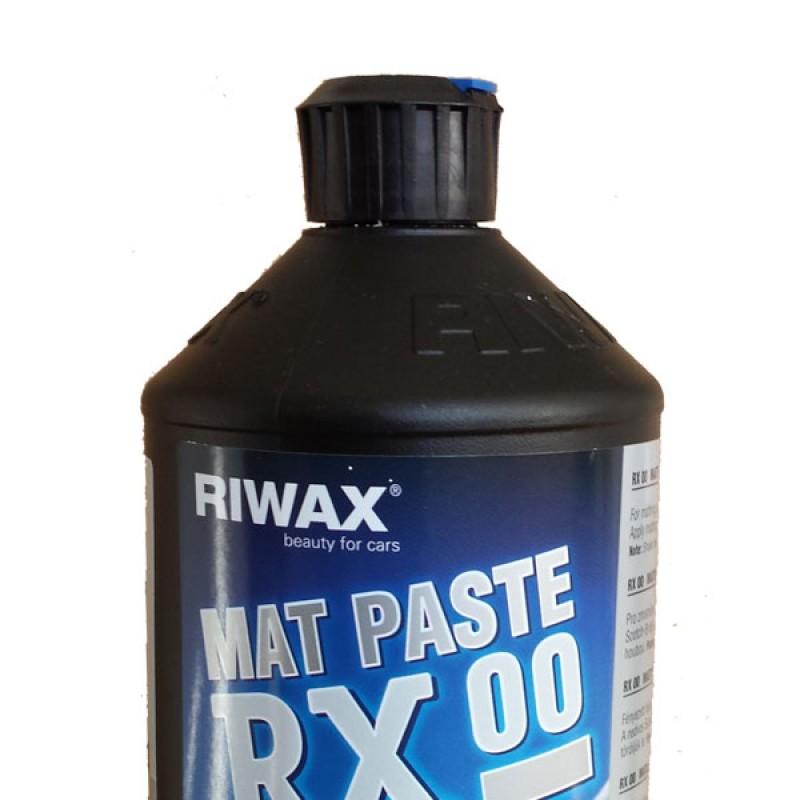 Matte paste RX00