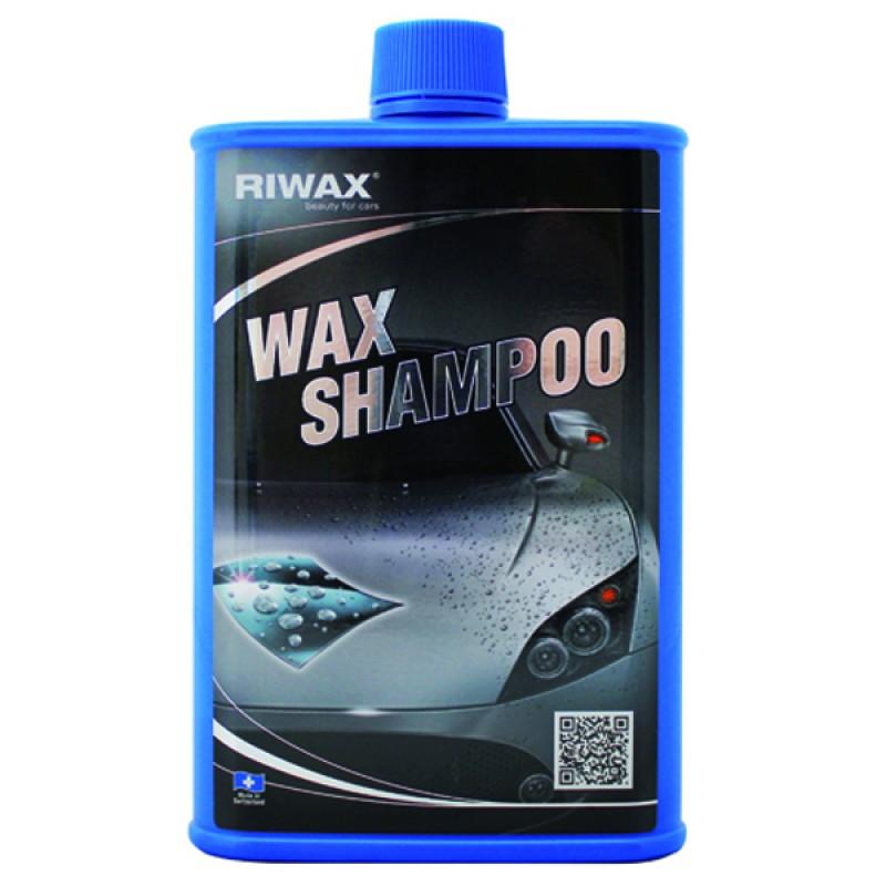 Riwax automobilio šampūnas su vašku, plovimui rankomis, 450 g, 03030-2