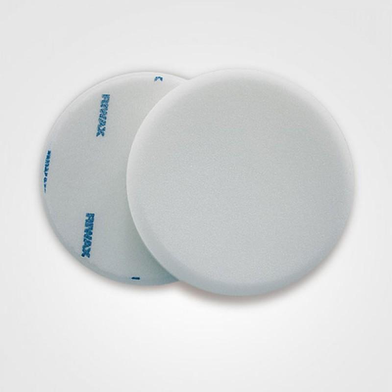 Riwax® poliravimo diskas, baltas, vidutinio grūdėtumo, vienpusis, Velcro, 175 x 30 mm, 11571-M