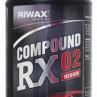 Vidutinio grūdėtumo poliravimo priemonė Riwax RX 02