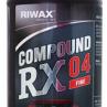 Mažo grūdėtumo Riwax RX 04 poliravimo priemonė
