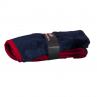 dark-blue microfibre cloth